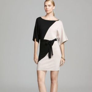 Trina Turk Elane Sweater Dress Color Block